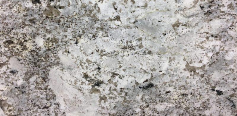 Absolute White Granite - Closeup